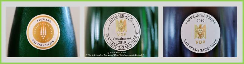 Versteigerungswein | Auction Wine | Sticker | Picture