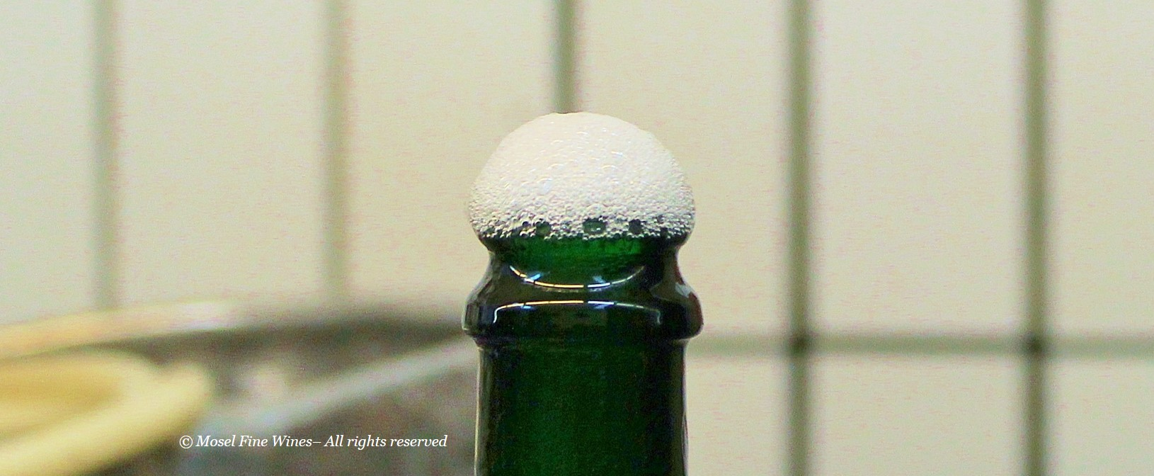 Riesling Sekt | Bottle | Disgorgement