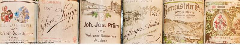 Mature Riesling | Commercially Available | Picture | Mosel Wine