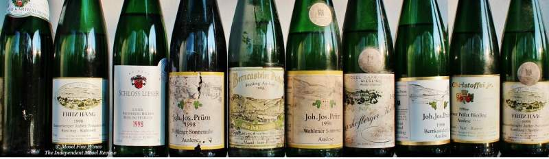 20 Years After Retrospective | 1998 Vintage | Riesling | Wine | Picture